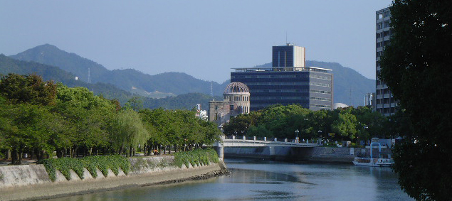 Hiroshima-River-City